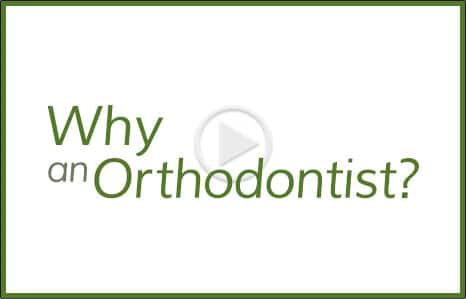 Why an orthodontist Redwood Shores Orthodontics Redwood City CA