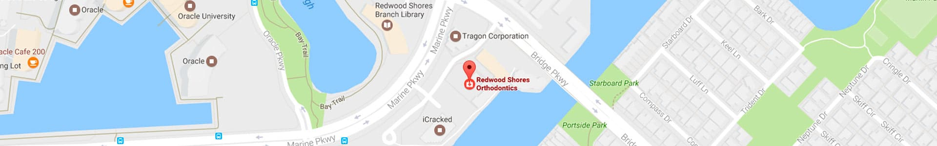 Location Redwood Shores Orthodontics Redwood City, CA